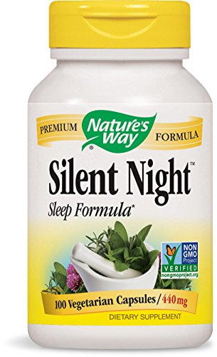 Natures Way Silent Night Capsules