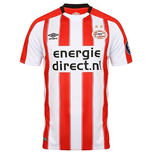 (Umbro PSV Home Jersey 2017/2018 - XL)