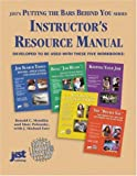 Putting the Bars Behind Me Instructor's Resource Manual, Ronald C. Mendtin and Marc Polonsky, 1563706385