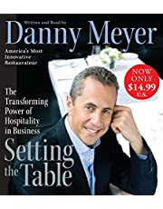 Setting the Table Low Price CD: The Transforming Power of Hospitality in Business
