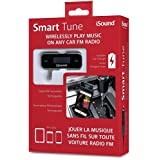 iSound Smart Tune 2 in 1 Transmitter with included Car Charger