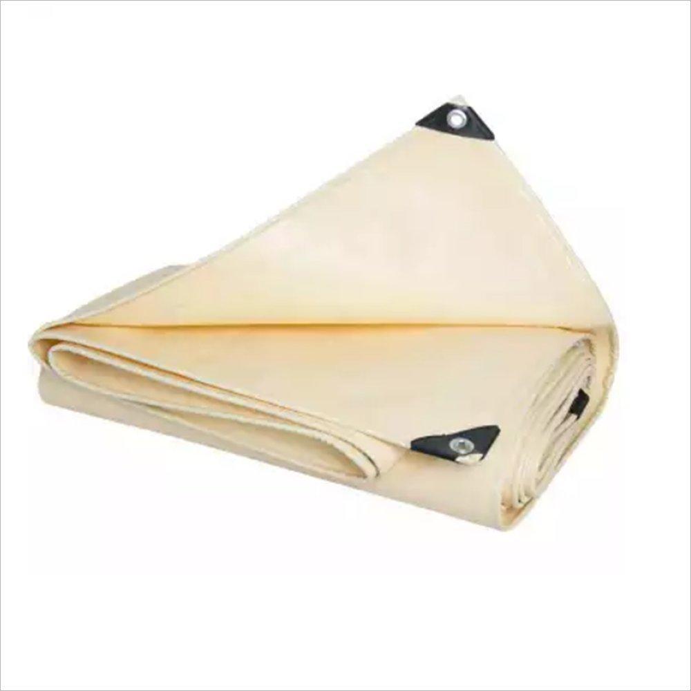 YANGFEI 防水シート パーソナリティファッション厚い防水布防水日焼け止めプッシュ防水布布日除けの布生地をカスタマイズすることができます0.5ミリメートル-600グラム/m2 耐久性に優れています B07F7PKVX9 5*6m