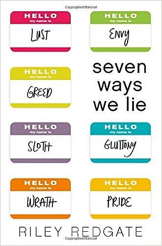 Image result for seven ways we lie