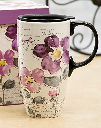 Ting Ceramic Travel Sealed Purple product image