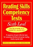 Reading Skills Competency Tests, Walter B. Barbe and Henriette L. Allen, 0130213322