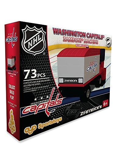 Used, Washington Capitals OYO NHL Zamboni Machine by Oyo for sale  Delivered anywhere in USA