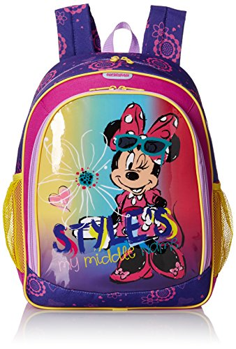 American Tourister Disney Mouse Backpack, Minnie (Disney Characters Male)