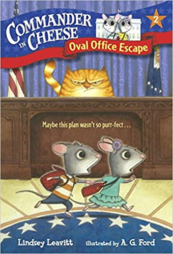 amazoncom commander in cheese 2 oval office escape a stepping stone booktm 9781101931158 lindsey leavitt ag ford books amazoncom white house oval office