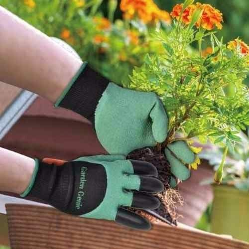 Luva Jardim Cavar Jardinagem Profissional