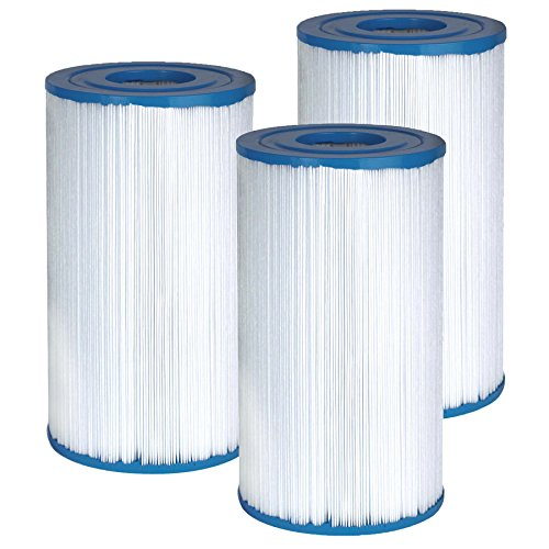 3 Pack Guardian Pool Spa Filter Replaces Unicel C-4335 Series IV Rainbow Dynamic FC-2385 PRB35-IN ()