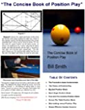 Concise Book of Position Play 3 Cushion Billiards