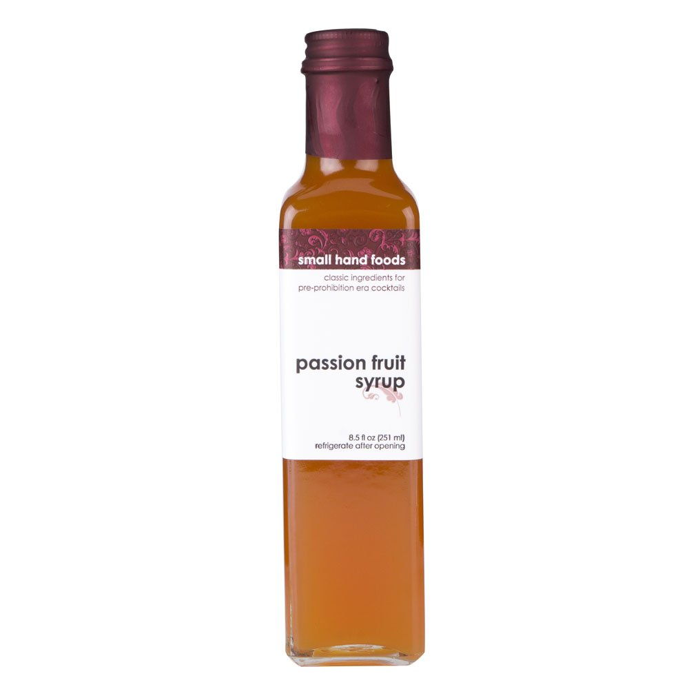 Small Hand Foods Passion Fruit Syrup - 8.5 oz by Small Hand Foods