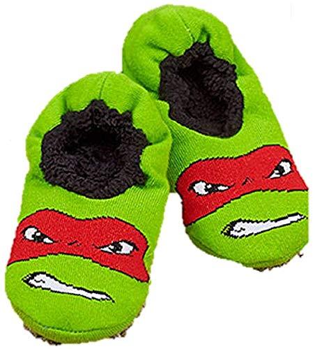 ninja turtle boys socks - 9