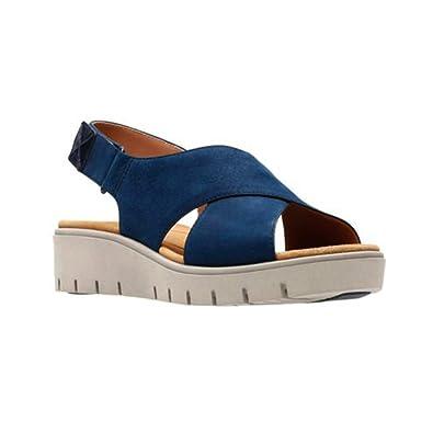 Clarks Sarasota Sandale: : Schuhe & Handtaschen