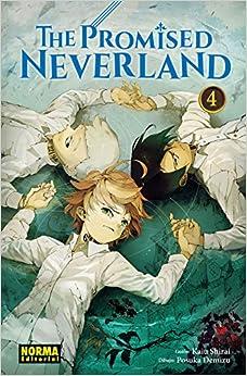 The Promised Neverland 04 por Posuka Demizu Kaiu Shirai epub