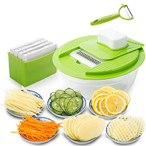 Mandoline Vegetable Slicer Stainless Steel Cutting Vegetable Grater Kitchen Gadget Carrot Potato Grater Kitchen Tool