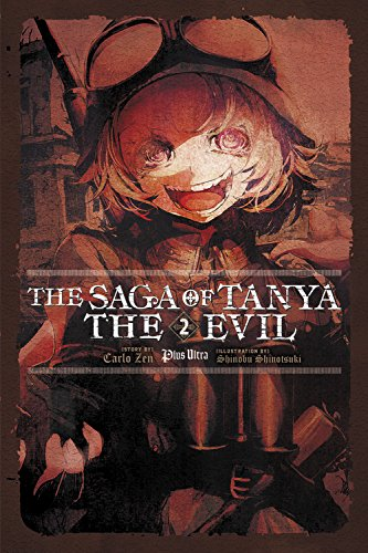 - The Saga of Tanya the Evil, Vol. 2 (light novel)