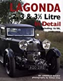 Lagonda 2, 3 and 3 1/2 Litre, Arnold Davey, 0954998189