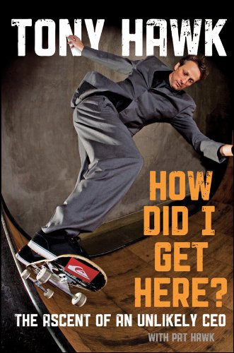 How Did I Get Here?: The Ascent of an Unlikely CEO