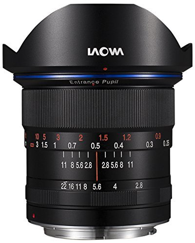 Laowa 12mm f/2.8 Zero-D Ultra-Wide