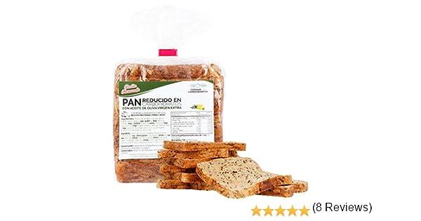 Pan proteico bajo en carbohidratos CSC Foods 450g: Amazon.es: Alimentación y bebidas