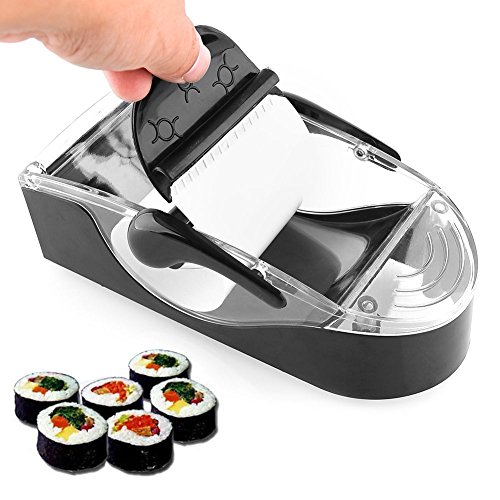 [DIY Sushi Roller Cutter Machine Kitchen Gadgets Magic Maker Perfect Roll For Party, Home,& on a go Easy to clean, Convenient to] (Buzzfeed Easy Costumes)