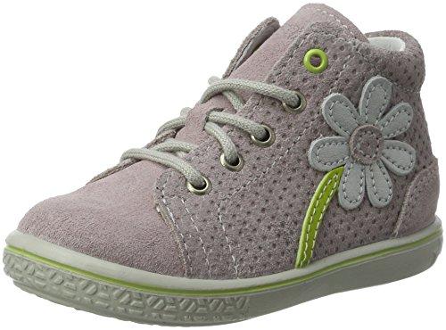 Ricosta Mädchen Lissi Hohe Sneaker Pink (Viola)