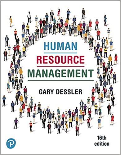 Human Resource Management, 16th Edition - Original PDF