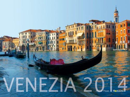 Venezia Nomada Bildkalender 2014