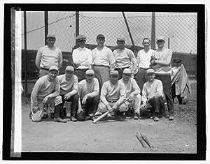 Amazon.com: HistoricalFindings Photo: Democratic Baseball ...