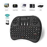 Rii 2.4GHz Mini Wireless Keyboard with