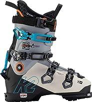 K2 Mindbender 120 GW Ski Boots for Men (Black/Gray)