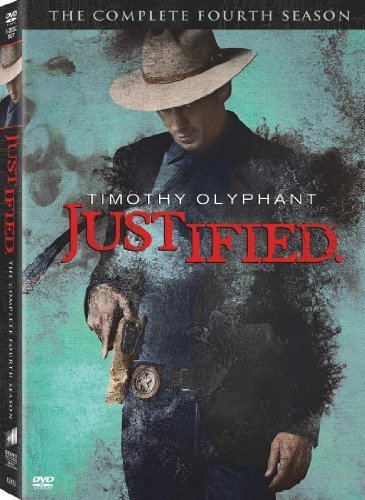 Justified: Season 4 by Sony Pictures Home Entertainment by