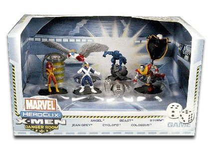 Marvel HeroClix: X-Men Danger Room Game