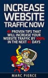 Want to increase your website Viewership by 500% in less than 45 Days?   Tired of getting little to NO visitors to read your blog or view your products? Want to know exactly how you can effortlessly drive traffic to your website?Getting visitors t...