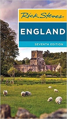 England Guide Book