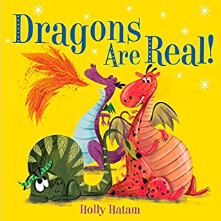 Book Cover: Dragons Are Real!