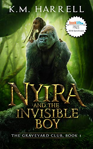 Nyira and the Invisible Boy: The Graveyard Club, Book I