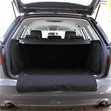 UK Custom Covers BL035 Tailored Boot Liner Mat Black