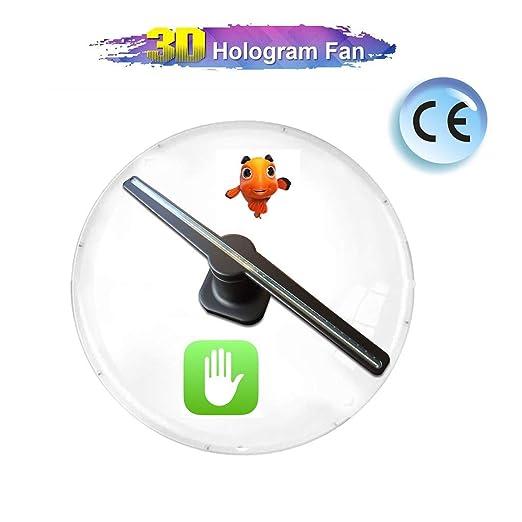 Y-only Pantalla Publicidad Holograma 3D proyector Holograma 3D ...