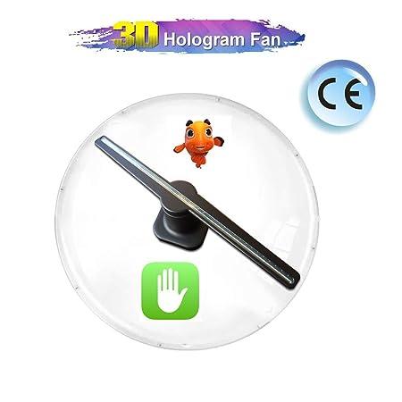 Y-only Pantalla Publicidad Holograma 3D proyector Holograma ...
