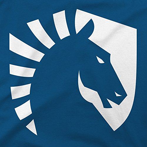 jinx team liquid mens horse logo premium tshirt cool