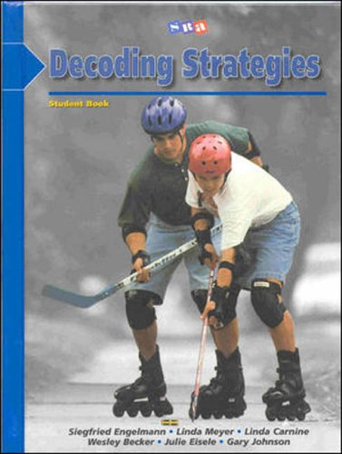 SRA Decoding Strategies (Decoding B2) (Student Book)