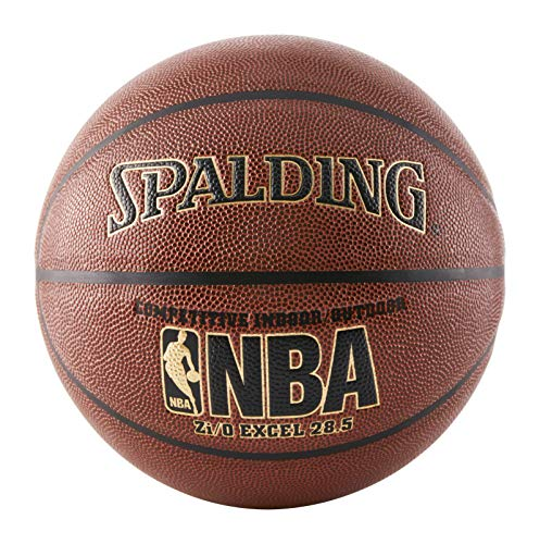 (Spalding NBA Zi/O Excel Basketball - Intermediate Size 6 (28.5