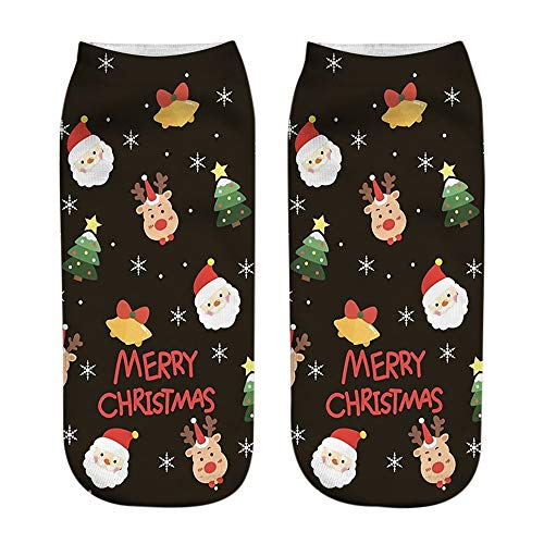 Merry Christmas - Women Men Socks Franterd Unisex