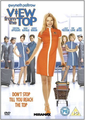 View from the Top [DVD] by Gwyneth Paltrow B01I06R5K8