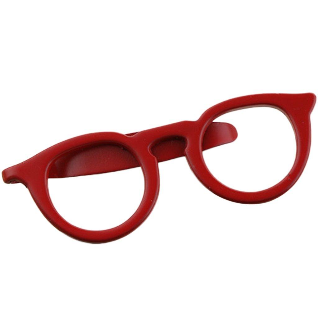 Rouge Hommes Cravates Barrettes /épingle pour Mariage Accessoires de Cadeau de Cravate de Costume daffaires Dabixx 1 pi/èce Pince /à Cravate pour Homme