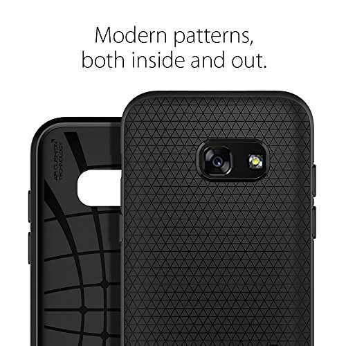 brand new 28a16 cdce1 Galaxy A3 2017 Case, Spigen Liquid Air Armor - Durable Flex and Easy Grip  Design for Samsung Galaxy A3 (2017) - Black