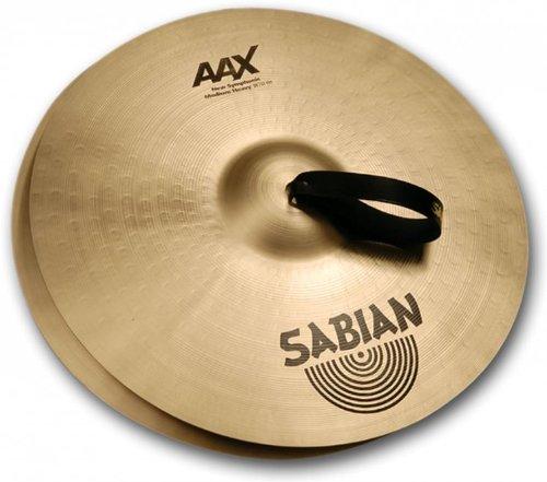 Sabian 21855XB 18-Inch AAX New Symphonic Medium Heavy Cymbal - Brilliant Finish Sabian Inc.