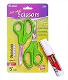 "Best Plus Scissors - 5"" Blunt & Pointed Tip School Scissors Review"